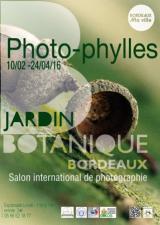 Affiche de l'exposition Photo-phylles